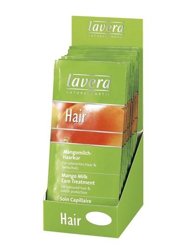 Маска для волос манговое молочко 25 мл